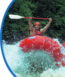 Whitewater Rafting on the Kennebec, Penobscott and Dead Rivers - Maine's best outdoor adventure!